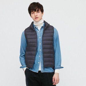 NWT Uniqlo ultra lightweight down vest
